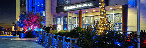 Aadmiral Casino games